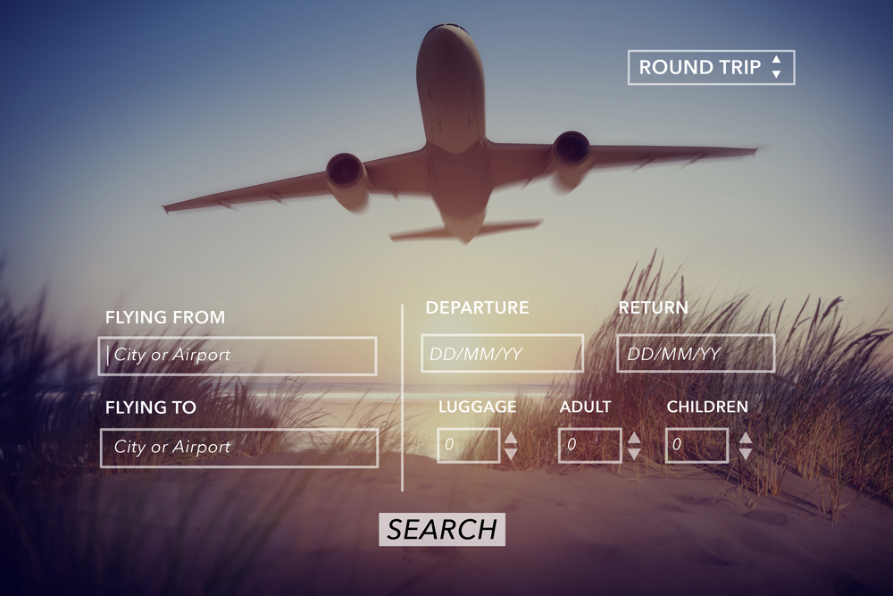 Offline Flight Booking Software