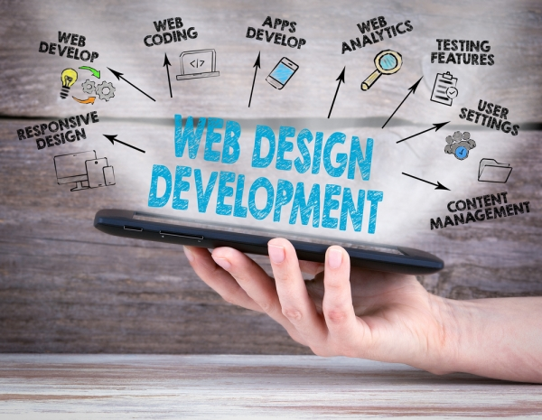 Website development services