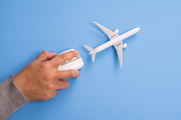 Flight Booking Website development