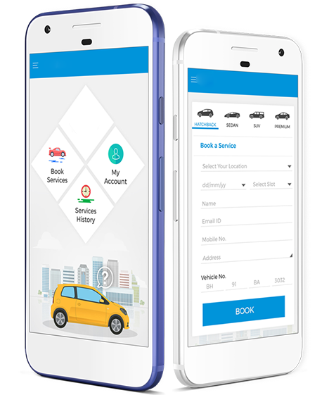 Key Features of Car Booking Service
