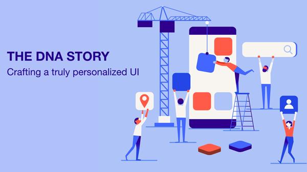 Customizable UI